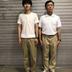 山﨑賢人、光石研との双子コーデ姿が大反響!