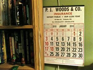 カレンダー 2014 カレンダー シンプル : ... 2014年カレンダー モレスキン用